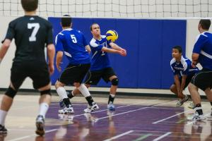 STMU Men's Volleyball