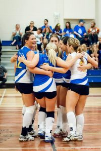 STMU Women's Volleyball